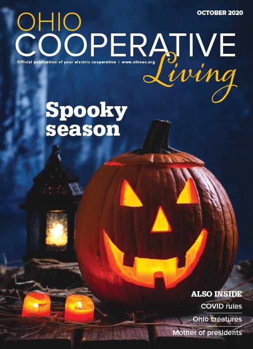October 2020 issue cover
